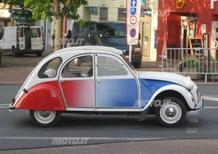 Parigi: dal 2014 stop alle auto immatricolate prima del 1997?