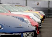 Porsche: Toscani e Giannino rivitalizzano la passione per l'auto
