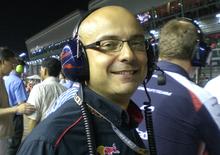 Vito Amico, Toro Rosso: «Vivere con le corse, una soddisfazione immensa»