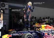 Sebastian Vettel: tre volte Campione del Mondo