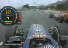 FIA: il sorpasso di Vettel era regolare