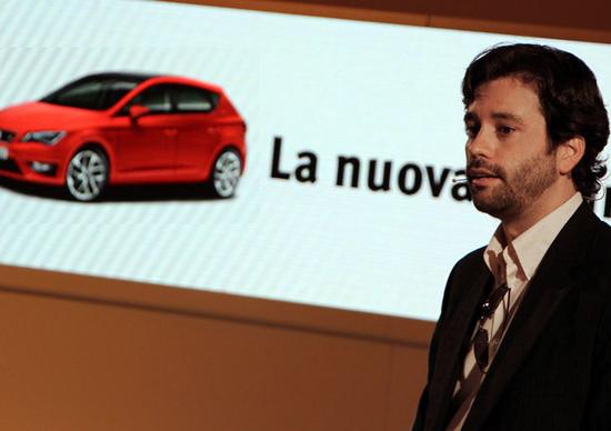 Pablo Martin, Seat: «La nuova Leon concentra emozione e razionalità»