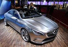 Mercedes-Benz al Motor Show 2012