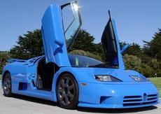 Bugatti EB 110 (1991-95)