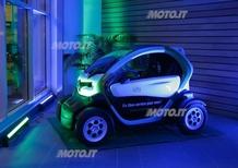 Twizy Way by Renault: un innovativo car-sharing alle porte di Parigi