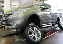 Gomme invernali: Michelin Alpin A4 sulla nostra Peugeot 208