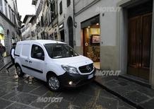 Nuovo Mercedes-Benz Citan: listino prezzi
