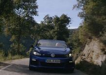 Volkswagen Golf R Cabriolet: primo video ufficiale - Video