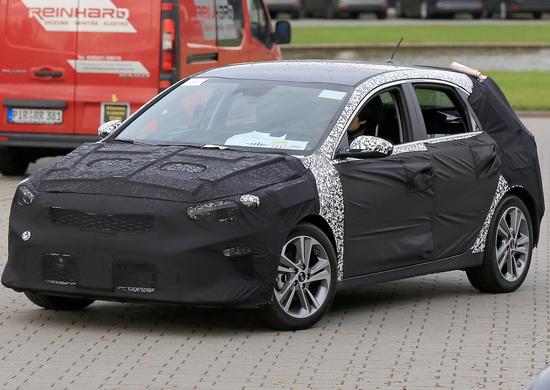 Nuova Kia Cee'd: la cugina della Hyundai i30 arriva nel 2018