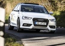 ABT AS4 e AS4 Avant: un tuning sportivo per l'Audi A4