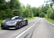 Gemballa Cabrio GT: un kit per la Porsche 911 Cabrio