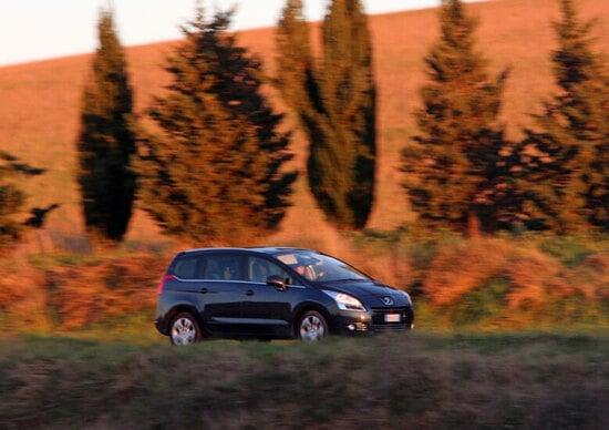 Peugeot 5008 Prove Automotoit