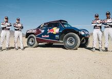 Dakar 2013: sempre più competitivi i Buggy Qatar-Red Bull