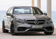 Mercedes-Benz Classe E 63 AMG restyling: arrivano il modello S e la 4Matic