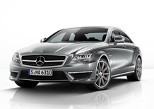 Mercedes-Benz CLS 63 AMG: motori più potenti e trazione integrale