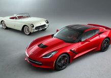 Chevrolet Corvette: 60 anni di mito americano