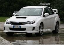 Subaru Impreza WRX STI - On Board Camera - Automoto.it - Video