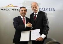 Renault-Nissan: siglato accordo con Daimler e Ford per l'idrogeno