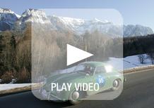 Winter Marathon 2013: abbiamo partecipato con una Porsche Boxster 981
