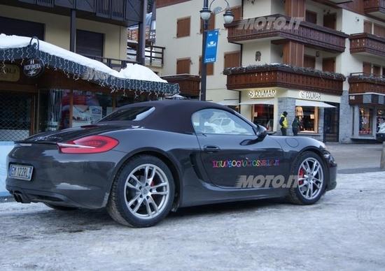 Michelin Pilot Alpin PA4: come vanno sulla Porsche Boxster S