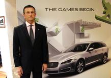 Daniele Maver: «La Jaguar XF Sportbrake è eleganza, potenza e praticità»