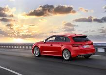 Audi S3 Sportback: a Ginevra la 5 porte