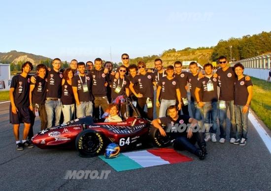 UniBo Motorsport: il team di studenti che ha costruito una monoposto