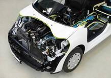 Peugeot-Citroen presenterà a Ginevra la tecnologia Hybrid Air
