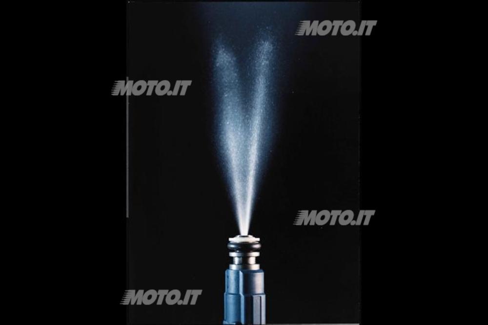 Il passaggio dai carburatori all'iniezione è stato molto vantaggioso per l'avviamento e per il funzionamento a freddo del motore
