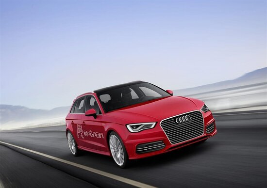 Audi A3 e-tron: a Ginevra l'ibrida plug-in di Ingolstadt
