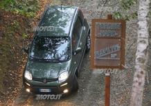 Fiat Panda 4x4: a Ginevra con inedite colorazioni