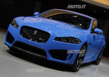 Jaguar al Salone di Ginevra 2013