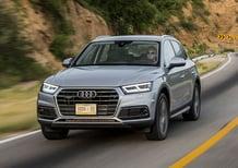 Nuova Audi Q5 2017, la prova in Messico [Video primo test]