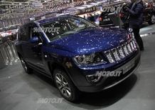 Jeep al Salone di Ginevra 2013