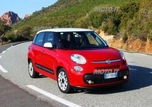 Fiat: gli incentivi su GPL e metano per il mese di marzo