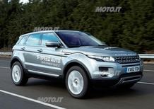Land Rover: ecco il nuovo cambio automatico ZF a 9 marce