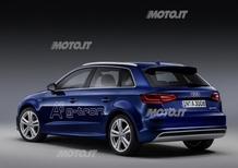 Audi A3 Sportback g-tron: a Ginevra la versione a metano definitiva