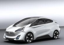 Mitsubishi CA-MiEV e GR-HEV concept