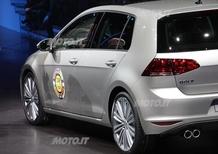 Auto dell'Anno 2013: premiata la Volkswagen Golf 7