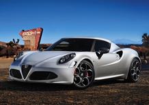 Alfa Romeo 4C: 240 CV, 895 Kg e... niente servosterzo
