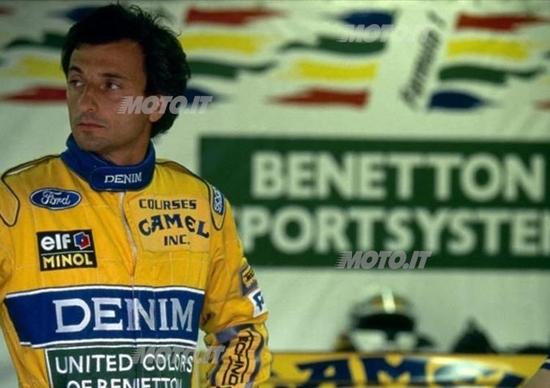 Riccardo Patrese: «Sono stato molto vicino alla Ferrari»