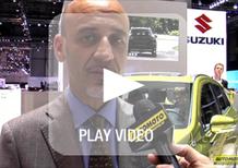 Nalli: «Suzuki S-Cross-4 unisce i vantaggi di un fuoristrada a quelli di una vettura tradizionale»