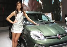 iLike@Salone di Ginevra 2013: trionfano le ragazze del Gruppo Fiat