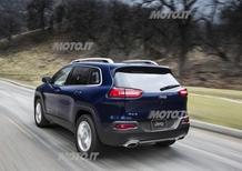 Nuovo Jeep Cherokee: la trazione integrale è disinseribile