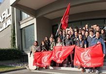 I dipendenti di Subaru Italia si oppongono al trasferimento a Milano