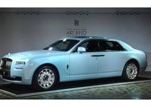 Rolls-Royce Ghost Art Deco: ora anche a passo lungo