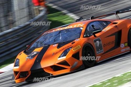 Lamborghini Blancpain Super Trofeo 2013: Leimer e Amici ...