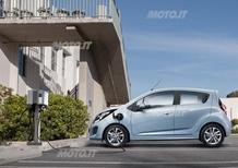 Chevrolet Spark EV: tutti i dati ufficiali della citycar elettrica