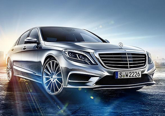Nuova Mercedes Classe S: il web ne svela le forme