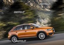 Audi: nuovi propulsori per Q3 e Q5